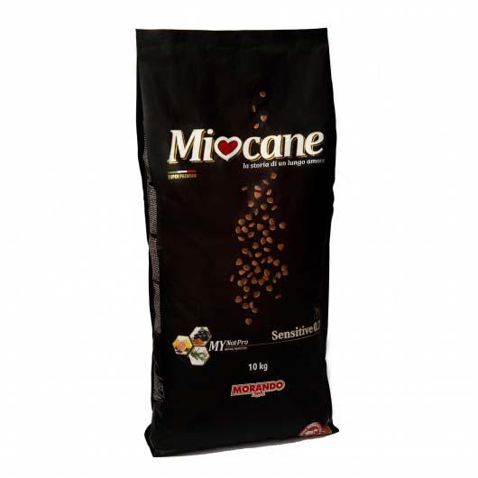Упаковка корма Миокане Сенситив 0.7, 10 кг (старый дизайн)