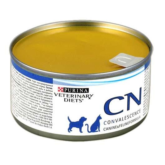 Консерва для кошек и собак Purina Veterinary Diets CN, 195 г.