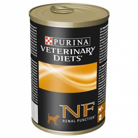 Фото банки консервы Purina Veterinary Diets NF