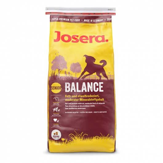 Фото корма сухого для пожилых собак Josera Balance