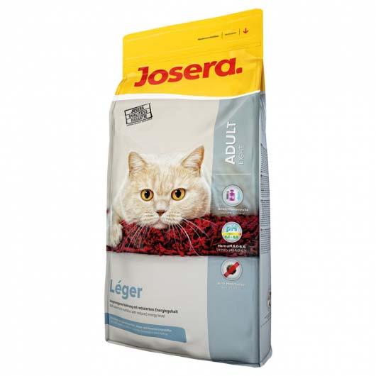 Фото сухого корма для котов для профилактики ожирения Josera Leger (старый дизайн)