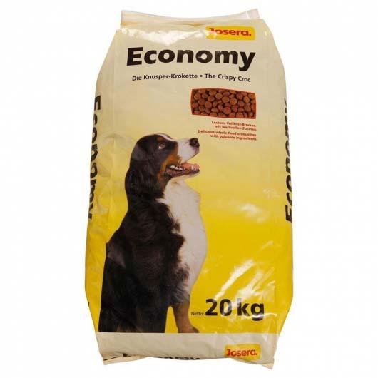 Фото упаковки корма для собак Josera Economy, 20 кг