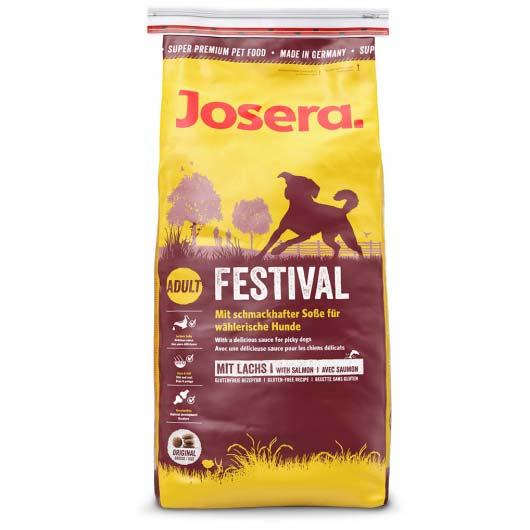 фото сухого корма для собак Josera Festival
