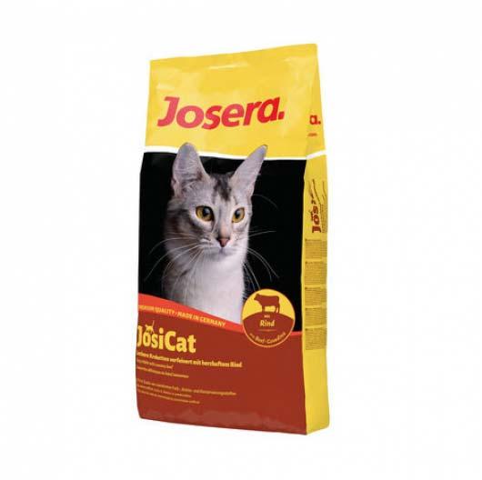 Фото корма для котов Josera JosiCat Rind