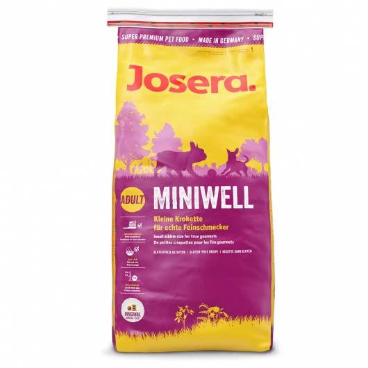 Фото корма для собак малых пород Josera Miniwell