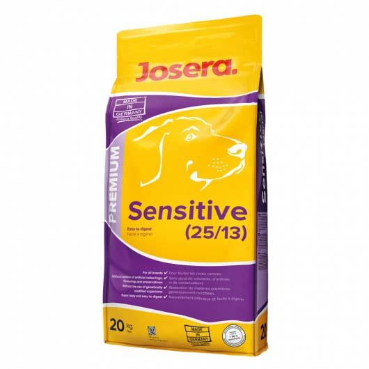 Фото корма для собак Josera Sensitive, 20 кг