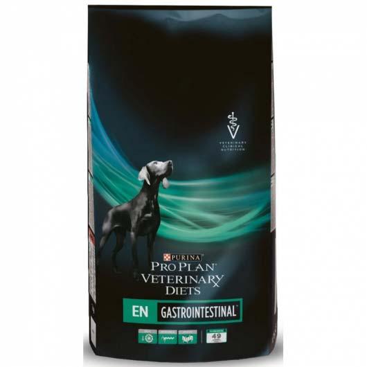 Изображение сухого диетического корма для собак Pro Plan PVD EN. Болезни ЖКТ