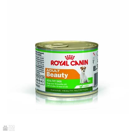 Фото консервированного корма для взрослых собак Royal Canin ADULT BEAUTY