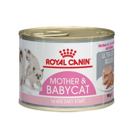 Фото корма Royal Canin BABYCAT INSTINCTIVE