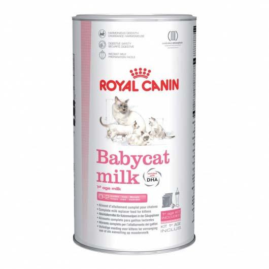Фото упаковки заменителя молока для котят Royal Canin BABYCAT MILK