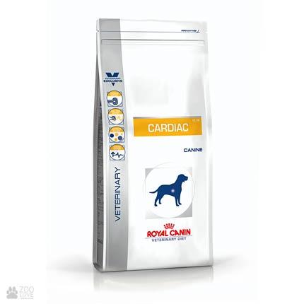 Фото корма для собак Royal Canin CARDIAC при сердечной недостаточности