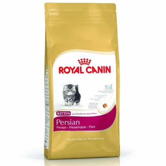 Фото корма для котят-персов Royal Canin KITTEN PERSIAN
