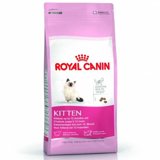 Фото корма для котят Royal Canin KITTEN