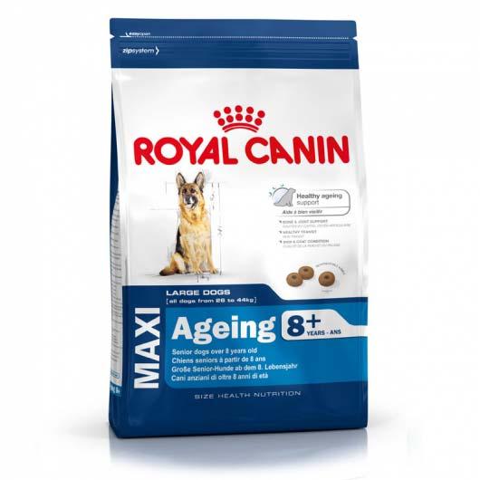 Фото сухого корма для собак Royal Canin MAXI AGEING 8+