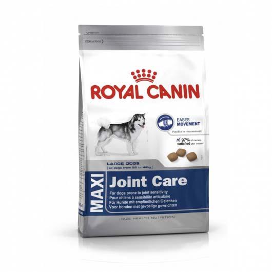 Фото корма для собак крупных размеров с повышенной чувствительностью суставов Royal Canin MAXI JOINT CARE