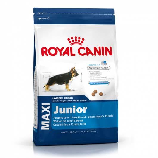 Фото корма Royal Canin MAXI JUNIOR