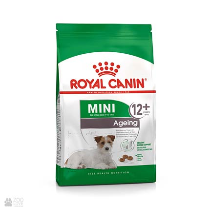 Фото Royal Canin MINI AGEING 12+