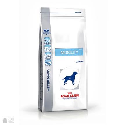 Корм для собак Royal Canin MOBILITY при заболеваниях опорно-двигательного аппарата