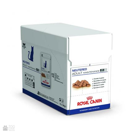 Фото корма для стерилизованных кошек Royal Canin NEUTERED ADULT MAINTENANCE