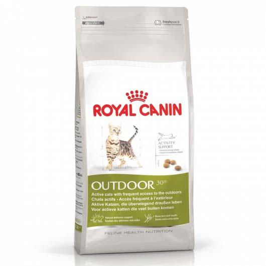 Фото корма для кошек Royal Canin OUTDOOR старше 1 года