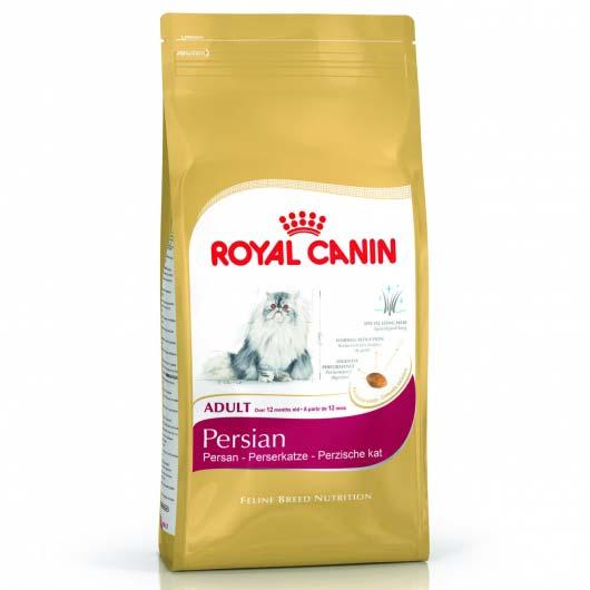 Фото корма для взрослых кошек-персов Royal Canin PERSIAN ADULT