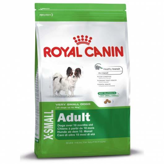 Корм для собак Royal Canin XSMALL ADULT 1,5 кг