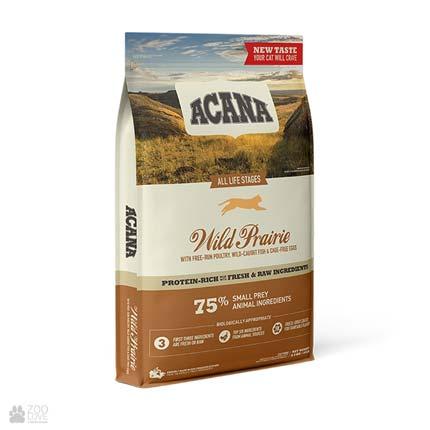 Сухой корм для кошек всех пород и возрастов Acana Regionals Wild Prairie Cat, упаковка (дизайн с 2021 года)