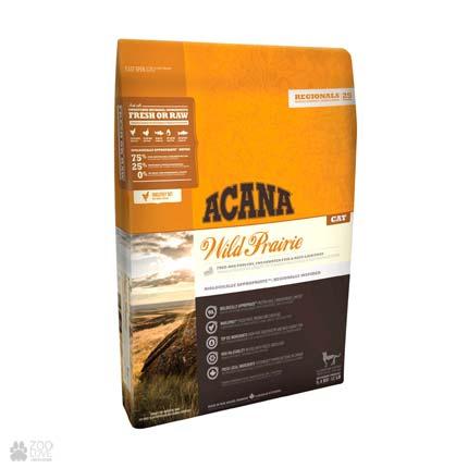 Сухой корм для кошек всех пород и возрастов Acana Regionals Wild Prairie Cat, упаковка (дизайн до 2021 года)