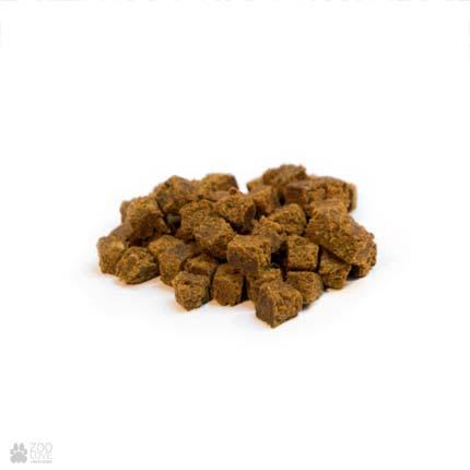 Вид полувлажного корма для собак Alpha Spirit Semi-moist MultiProtein