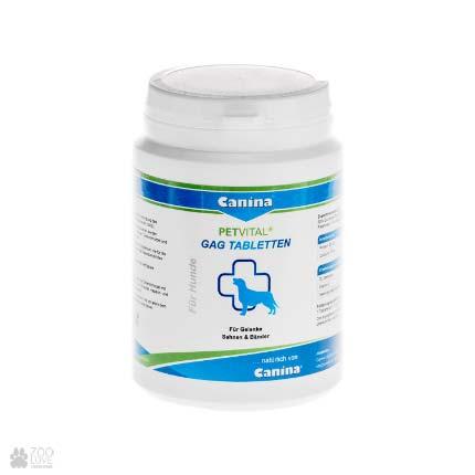 Canina Petvital GAG, таблетки с глюкозамином для собак (упаковка)
