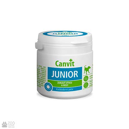 Витамины для щенков Сanvit Junior