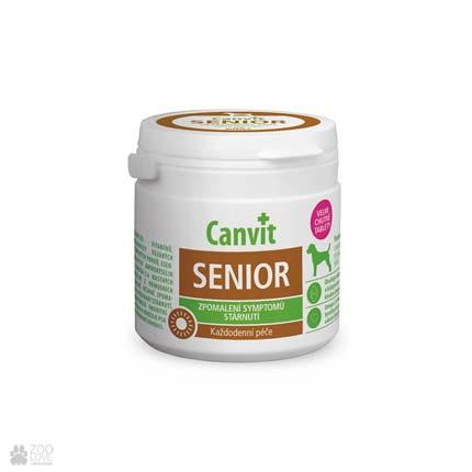 Витамины для пожилых собак Canvit Senior