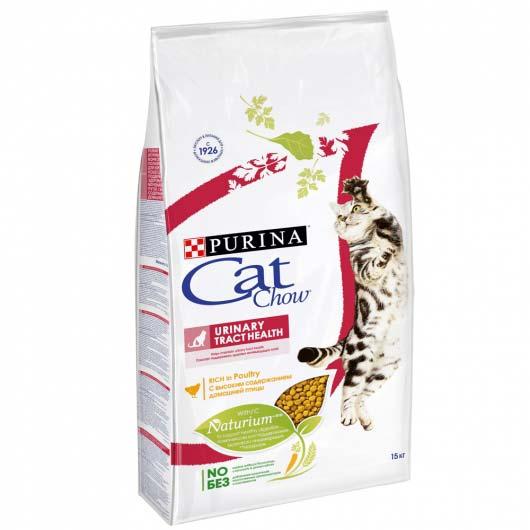 Упаковка корма Cat Chow Urinary Tract Health 15 кг
