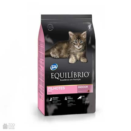 Сухой корм для котят Equilibrio Kitten