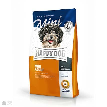 Happy Dog Mini Adult, сухий корм для собак дрібних порід
