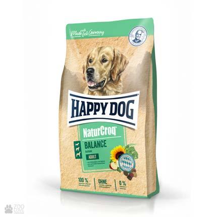 Happy Dog Naturcroq Balance, корм для привередливых собак