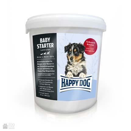 Happy Dog Baby Starter, корм для щенков