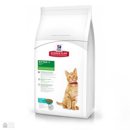 Корма для котят Хиллс Hills Science Plan Feline Tuna (с тунцом)