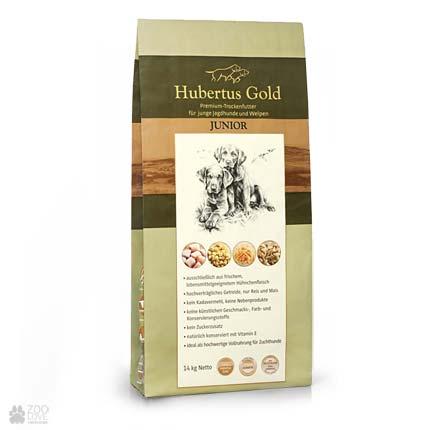 сухой корм для щенков Hubertus Gold Adult