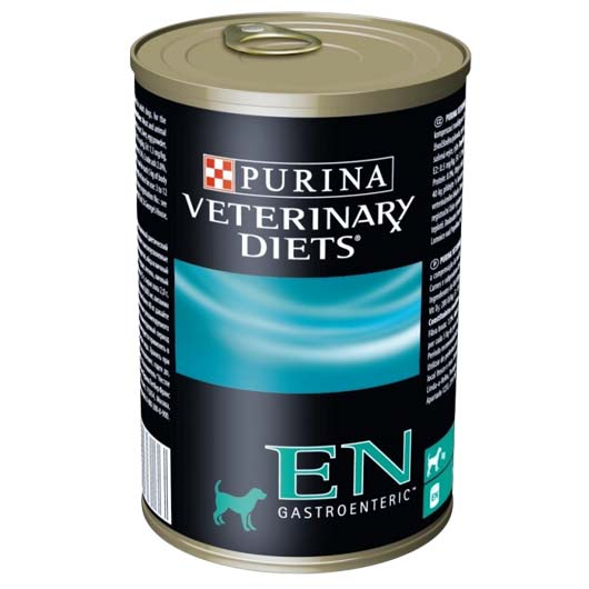 Purina Veterinary Diets Gastrointestinal (EN) 400 г, консервы для собак с болезнями ЖКТ