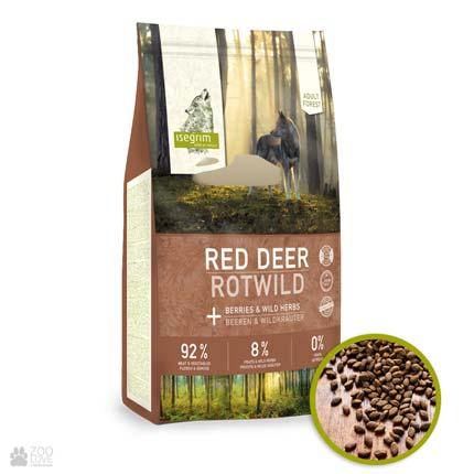 Isegrim Deer Adult Forest, корм для взрослых собак с олениной
