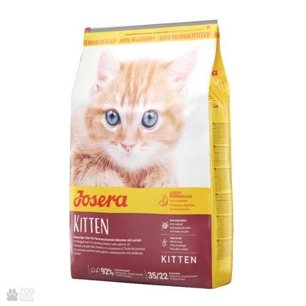 Сухой корм для котят Josera Kitten