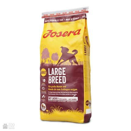 Josera Large Breed, корм для собак крупных пород