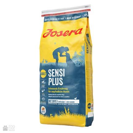 Сухой корм для собак Josera SensiPlus 15 кг