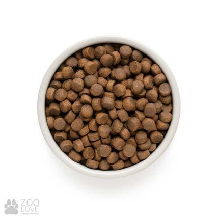 Как выглядит сухой корм для собак любых пород Grandorf White Fish & Brown Rice All Breeds