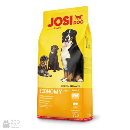 Фотография корма для собак Josidog Economy 22/8, мешок 18 кг