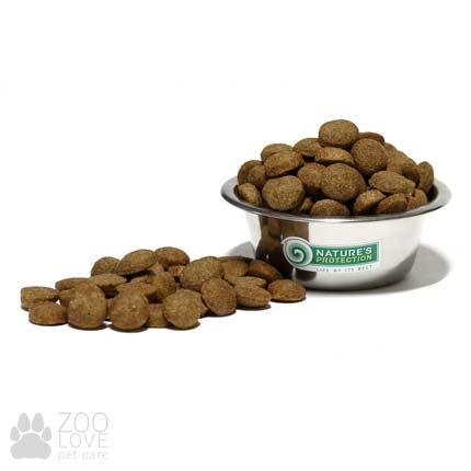 Гранулі (крокеты) корма для собак Natures Protection Maxi Adult