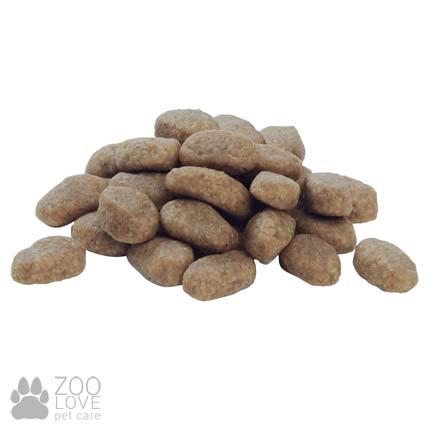 Фото гранул корма для собак средних пород с чувствительной кожей Purina Pro Plan Medium Adult Sensitive Skin Salmon