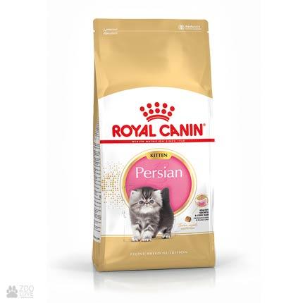 Упаковка корма для котят-персов Royal Canin KITTEN PERSIAN 400 гр.