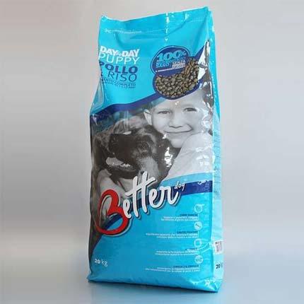 Сухой корм для собак Better Junior для щенков, упаковка 20 кг